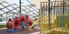 Taman Bermain Ini Interaktif Dan Mudah Diubah | 11/12/2014 | SolusiPropeti.com - Studio kreatif di New Jersey, Free Play, membuat debut baru di Hazza Bin Zayed Stadium, di kota Al Ain, Abu Dhabi, Uni Emirat Arab. Free Play membuat modular dengan konsep taman bermain ... http://news.propertidata.com/taman-bermain-ini-interaktif-dan-mudah-diubah-3/ #properti #proyek #desain