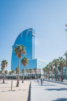 Barceloonaan tutustumista // ADLV
