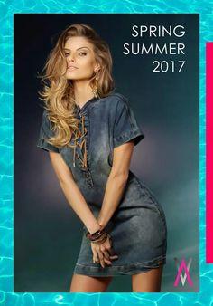 Coleção Spring Summer 2017 😍 No Alvo da Moda! 😍  www.alvodamoda.com.br