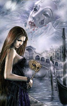 Victoria Frances - Set Me Free - The Venetian Fairy 2