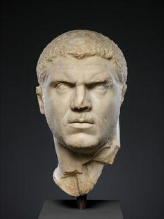 Antiques Great Rarity Wax Medal Portrait Of The Roman Emperor Maximinus Thrax Other Antique Decorative Arts