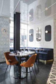 Panache Hotel_design Dorothée Meilichzon_cafè-brasserie_Parigi, 2016