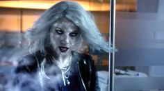 The fourth episode of CBS's Supergirl introduces us to Livewire, a villain who can conduct and control electricity, and seems to be made of electric current herself, or at least can transform easily between that and a physical state. This may remind you of Electro,