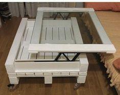 DIY Pallet Projects - 50 Pallet Outdoor Furniture Ideas | Pallets Designs
