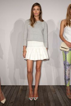 J.Crew New York Fashion Week Spring 2014