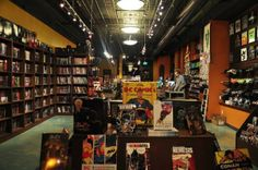 My favorite comic book store--A Shop Called Quest 5 E Citrus Ave, Ste 101, Redlands, CA 92373 Phone number: (909) 798-1262 https://www.facebook.com/ShopCalledQuest