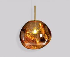 Splendid pendant lamps by Tom Dixon #lighting #designhouse #tomdixon see more at: