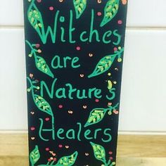 Witch Sign Plaque Wiccan Magic  | eBay