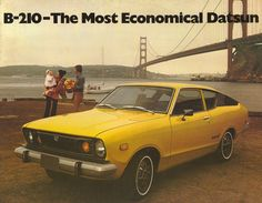 1975 Datsun B-210