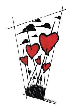 Valentine's Day on Behance