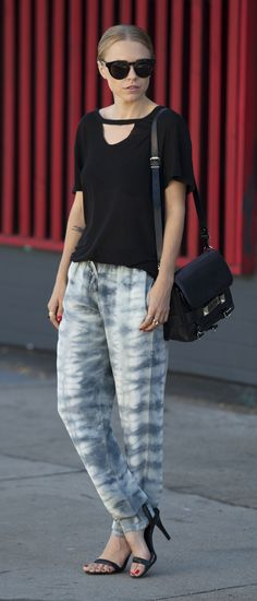 LNA Mosshart Tee , Proenza PS11 Bag -  Always Judging
