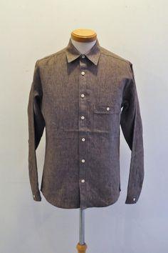 FRANK LEDER dead stock linen shirt - 横浜 セレクトショップ arable soil