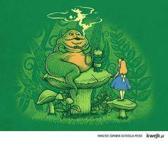 Jabba in Wonderland ;)