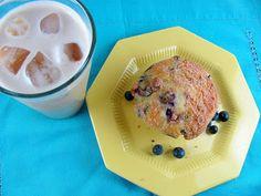 FAVORITE blueberry muffin recipe