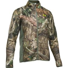Under Armour® Men's Whitetail UA Scent Control Armour® Fleece Jacket