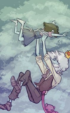 Adventure time - Simon & Marcy