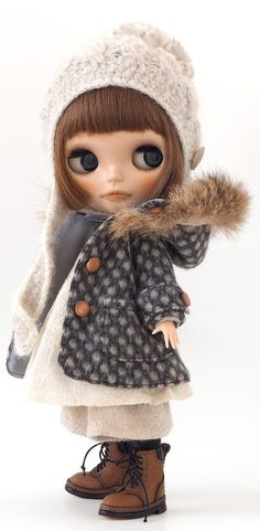 ** Blythe outfit ** Lucalily 505**