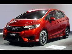 2015 Honda Jazz Prototype For Euro-Spec