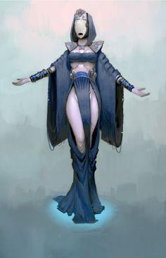 Blue Moon School Magician (13th Age Glorantha)
