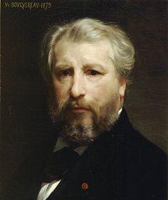 Portrait of William Bouguereau