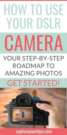 If you're a photography beginner, read this photography lesson right now. Just got your DSLR and want to know what to do next? Want to understand your DSLR settings? These digital photography tips will get to started on the path to amazing photography. Advanced Photography, Dslr Photography Tips, Photography Tips For Beginners, Photography Lessons, Photography Tutorials, Digital Photography, Learn Photography, Amazing Photography, Photography Settings