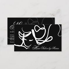 Shop Hair Style Logo Business Card created by PineLemonMarketing. Hair Sketch, Hairstylist Business Cards, Professional Logo Design, Business Card Logo, How To Memorize Things, Stylists, Logos, Hair Styles, Artwork