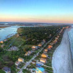 Folly Beach, South Carolina - The Best Beaches in the USA - Coastal Living