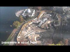 DisneyOpa @ Heide Park - Fahrt mit dem Aussichtsturm onride