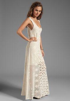 JEN'S PIRATE BOOTY Infinity Dress in Romantic Shell - Dresses