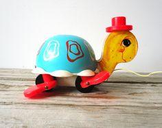 Fisher Price Tip Toe Turtle