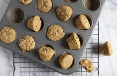 Mini-muffins saludables para niños | Blog de BabyCenter