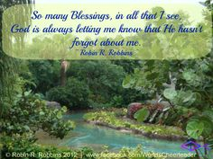 He is Always Near #Believe