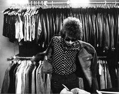 Bob Dylan Shopping