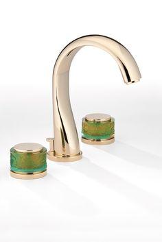 Daum Collection by THG featuring crystal handles by glassmaker, Daum - Splash Showroom