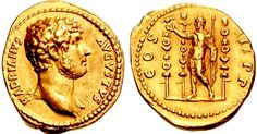 The Nephilim Chronicles: Fallen Angels in the Ohio Valley: Roman Coins Found in Oshkosh, Wisconsin Garden Nephilim Giants, Oshkosh Wisconsin, Ancient History, Ancient Ruins, Ancient Greek, Gold And Silver Coins, Roman History, Founded In, Emperor