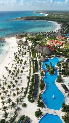 BARCELO, RIVIERA MAYA MEXICO #travel #architecture #mexico #hotel #beach