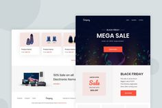Black Friday - Email Newsletter by Ra-Themes on Envato Elements Email Templates, Newsletter Templates, Ra Themes, Email Newsletters, Black Friday, Design