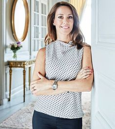 """Yesterday, Princess Marie of Denmark became the guest editor for Samvirke magazine which is published for healthy nutrition in Denmark, as part of the campaign started """"Against Food Wastes"""" and she shared a photo on Instagram. The Princess also published a new photo in connection with the World Food Summit"""