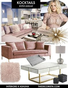 Get the look: Kocktails with Khloe — The Decorista