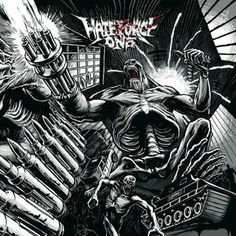 Hate Force One – Wave Of Destruction (2013)