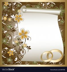 Blank Wedding Invitations, Engagement Invitation Template, Beautiful Wedding Invitations, Invitation Card Design, Invitation Templates, Wedding Card Design, Wedding Cards, Marriage Cards, Wedding Background
