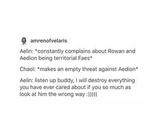 Yep. Pretty much. Aelin is at least as territorial as Rowan and Aedion.