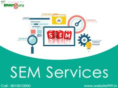 #SEMServices can provide effective ways to grow your business in an increasingly competitive marketplace. It can help in improving your company's presence on the search engine, improve brand awareness, and turn views and clicks into profits. See more @ http://bit.ly/2l6watK #Website999 #SearchEngineMarketing