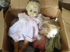 22 Incredibly Creepy Toys