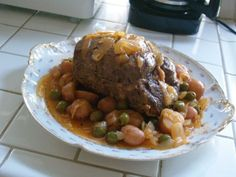 Boliche - Cuban Pot Roast Recipe - In the Crockpot If I Had a Superpower Sometimes when my family is around the dinner table, we play games where we ask hy