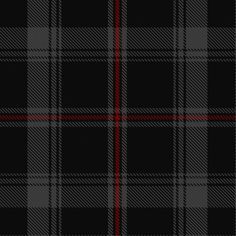 9c339fcdca Tartan image: Witches' Blood, The Threadcount given over a half sett with  full
