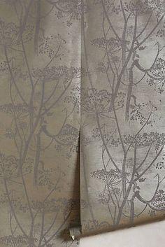 Queen Anne's Lace Wallpaper