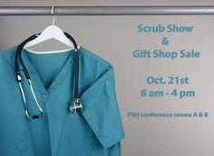 Scrub sale at PRH!