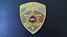 638 Best Sheriff Badges and Patches images in 2019 | Police patches