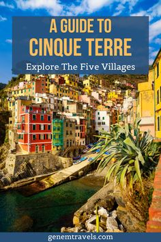 What to do in Cinque Terre? Exploring five colorful villages, hiking in Blue Trail, tasting local sweet white wine, or having lazy beach days. From Cinque Terre travel guide you will find what things to do there! cinque terre italy | cinque terre hiking | cinque terre national park | cinque terre beach | cinque terre one day | cinque terre day trip | cinque terre houses | cinque terre travel guide | cinque terre cliff jumping | cinque terre sunset. Italy Travel Tips, Europe Travel Guide, Travel Guides, Travel Abroad, Asia Travel, Europe Destinations, Amazing Destinations, Backpacking Europe, Positano